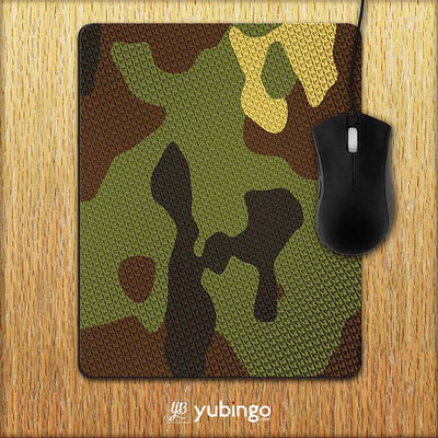 Army Camouflage Mouse Pad-Image2