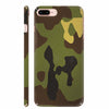 Army Camouflage Back Cover for Apple iPhone 8 Plus