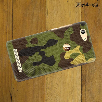 Army Camouflage Back Cover for Gionee F103 Pro-Image3