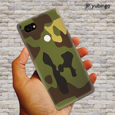 Army Camouflage Back Cover for Google Pixel 2 XL (6 Inch Screen)-Image2