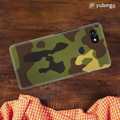 Army Camouflage Back Cover for Google Pixel 2 XL (6 Inch Screen)-Image3