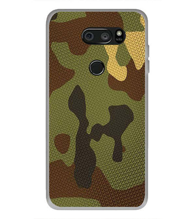 Army Camouflage Back Cover for LG V30 Plus-Image3