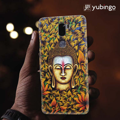 Artistic Buddha Back Cover for Coolpad Cool 1-Image2