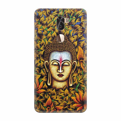 Artistic Buddha Back Cover for Coolpad Cool 1