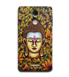 Artistic Buddha Back Cover for Coolpad Note 5
