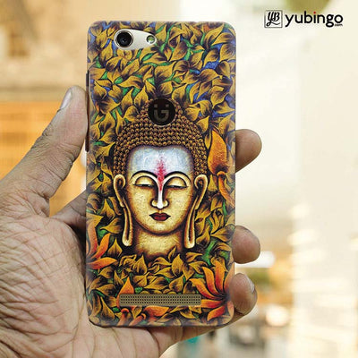 Artistic Buddha Back Cover for Gionee F103 Pro-Image2