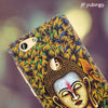 Artistic Buddha Back Cover for Gionee F103 Pro-Image4