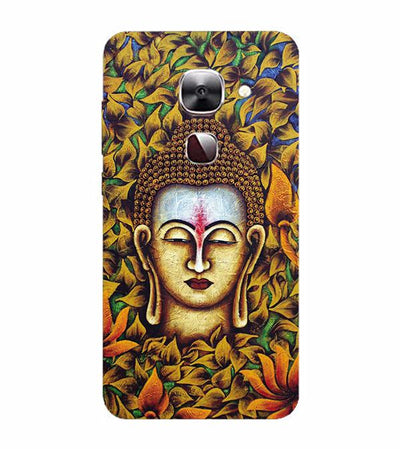Artistic Buddha Back Cover for LeEco Le 2s