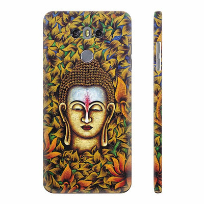 Artistic Buddha Back Cover for LG G6