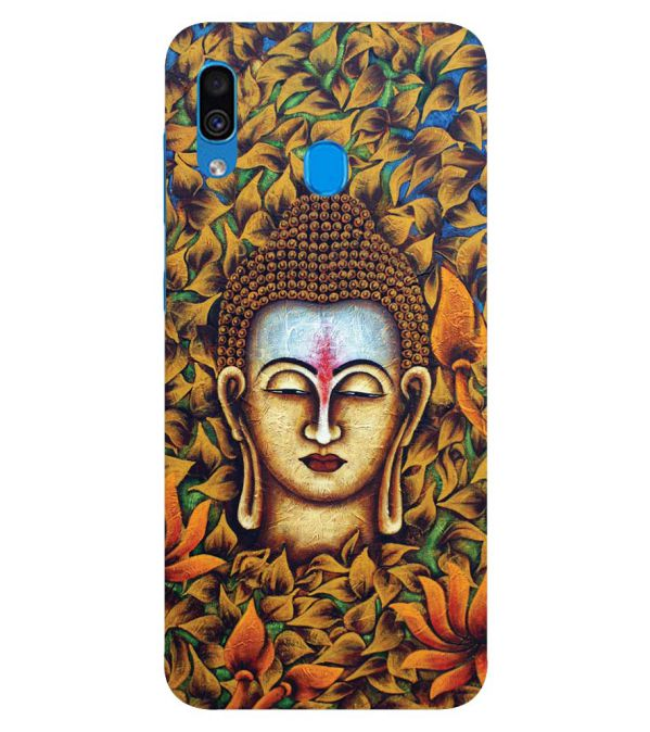 Artistic Buddha Back Cover for Samsung Galaxy A30