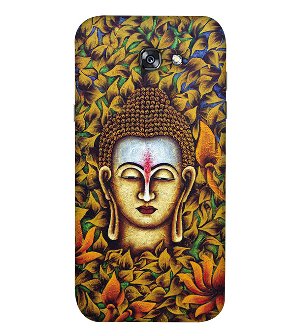 Artistic Buddha Back Cover for Samsung Galaxy A7 (2017)