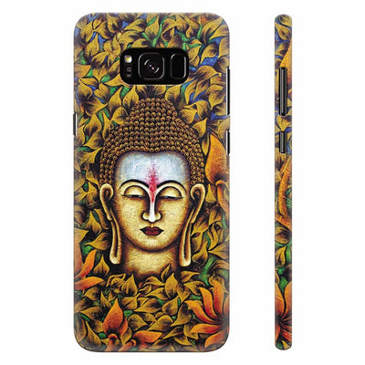 Artistic Buddha Back Cover for Samsung Galaxy S8 Plus