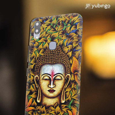Artistic Buddha Back Cover for Vivo X21-Image4