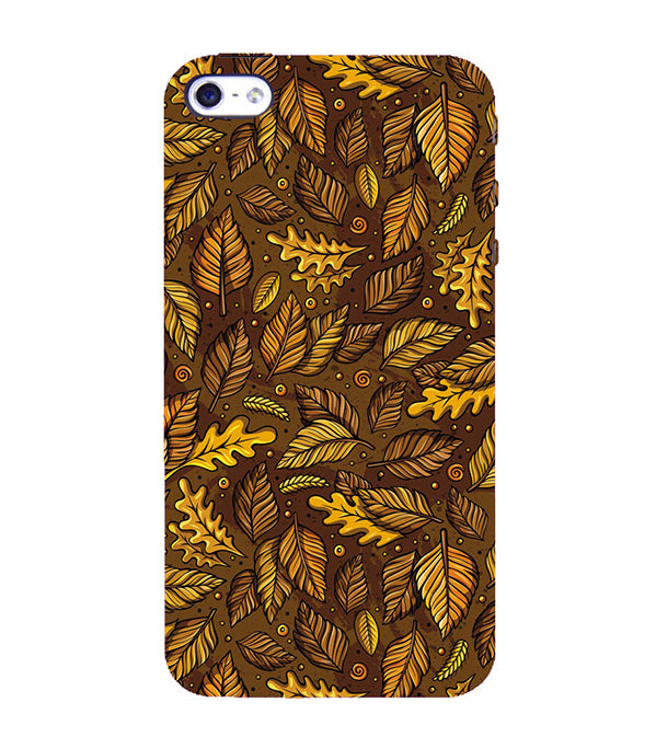 Autumn Leaves Back Cover for Apple iPhone 4 : 4S