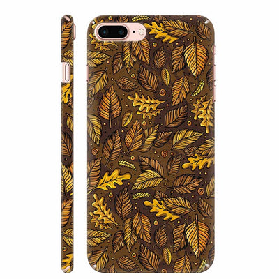 Autumn Leaves Back Cover for Apple iPhone 8 Plus
