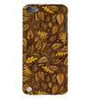 Autumn Leaves Back Cover for Apple iPod Touch 5
