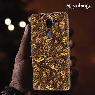 Autumn Leaves Back Cover for Coolpad Cool 1-Image2