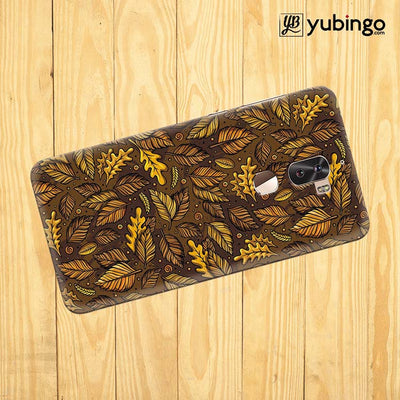 Autumn Leaves Back Cover for Coolpad Cool 1-Image3