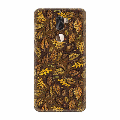 Autumn Leaves Back Cover for Coolpad Cool 1
