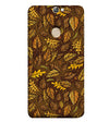 Autumn Leaves Back Cover for Coolpad Max A8
