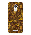 Autumn Leaves Back Cover for Coolpad Note 3 Lite