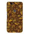 Autumn Leaves Back Cover for Google Nexus 6P
