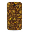 Autumn Leaves Back Cover for Lenovo S920