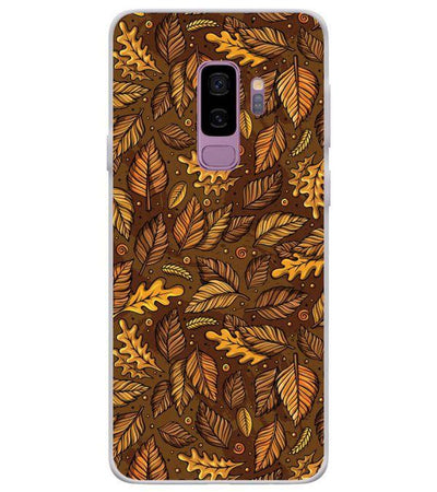 Autumn Leaves Back Cover for Samsung Galaxy S9+ (Plus)