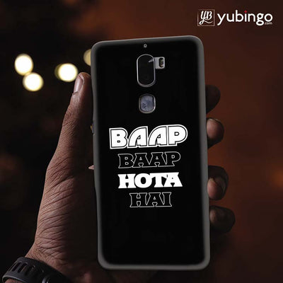 Baap Baap Hota Hai Back Cover for Coolpad Cool 1-Image2