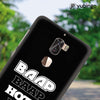 Baap Baap Hota Hai Back Cover for Coolpad Cool 1-Image4