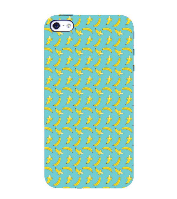 Banana Pattern Back Cover for Apple iPhone 4 : 4S