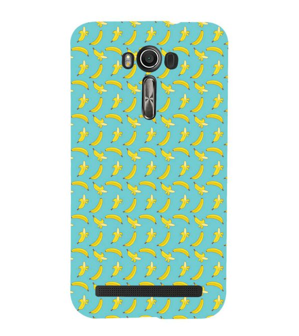 Banana Pattern Back Cover for Asus Zenfone 2 Laser ZE550KL