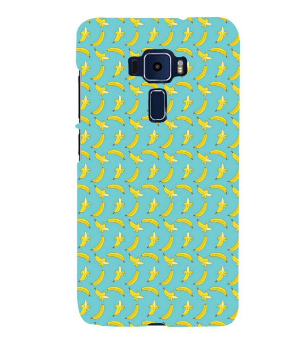 Banana Pattern Back Cover for Asus Zenfone 3 Deluxe ZS570KL