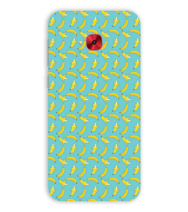 Banana Pattern Back Cover for Asus Zenfone 4 Selfie Pro ZD552KL
