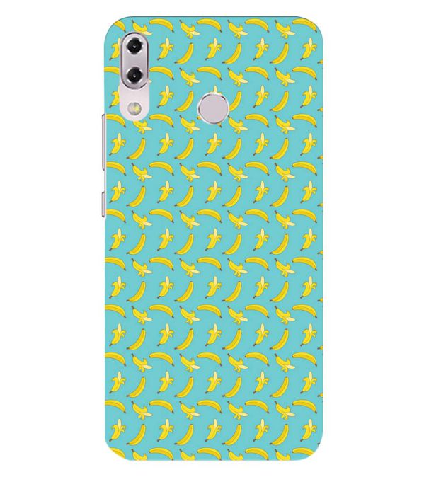 Banana Pattern Back Cover for Asus Zenfone 5z ZS620KL