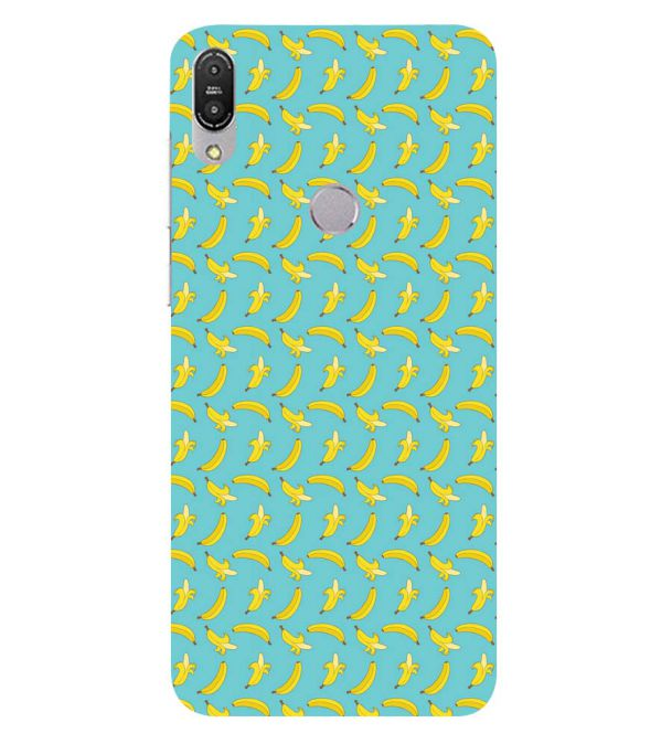 Banana Pattern Back Cover for Asus Zenfone Max Pro M1