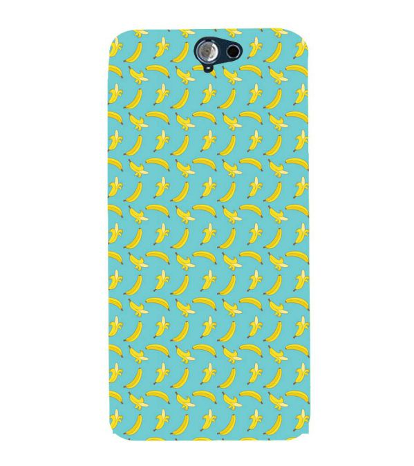 Banana Pattern Back Cover for HTC One A9