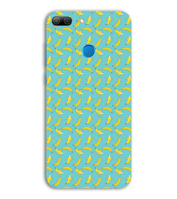 Banana Pattern Back Cover for Huawei Honor 9 Lite