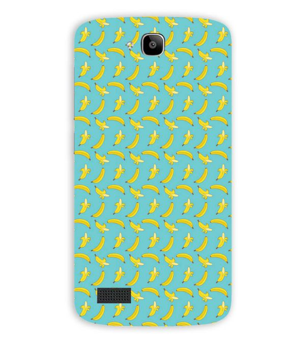 Banana Pattern Back Cover for Huawei Honor Holly