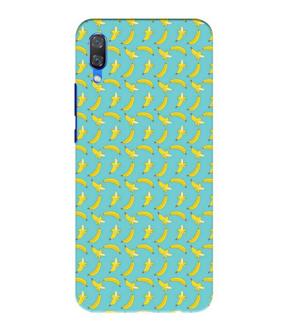 Banana Pattern Back Cover for Huawei Nova 3