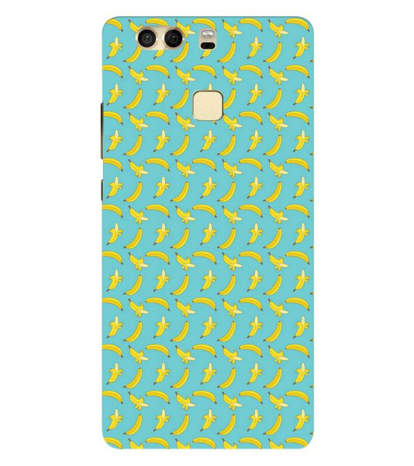 Banana Pattern Back Cover for Huawei P9