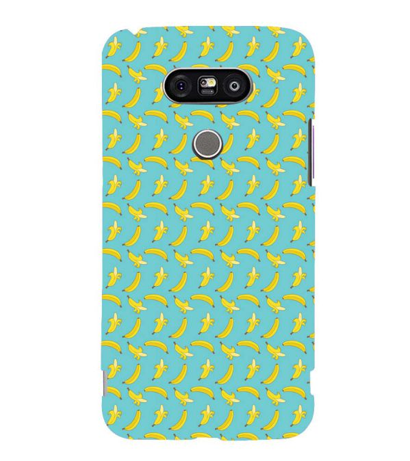 Banana Pattern Back Cover for LG G5