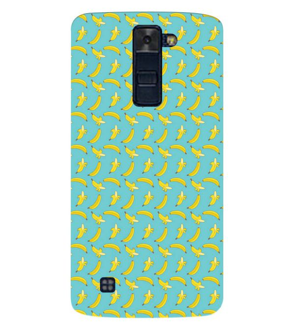 Banana Pattern Back Cover for LG K8