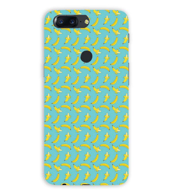 Banana Pattern Back Cover for OnePlus 5T