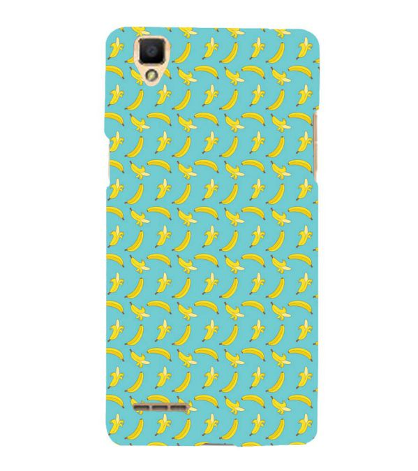 Banana Pattern Back Cover for Oppo F1