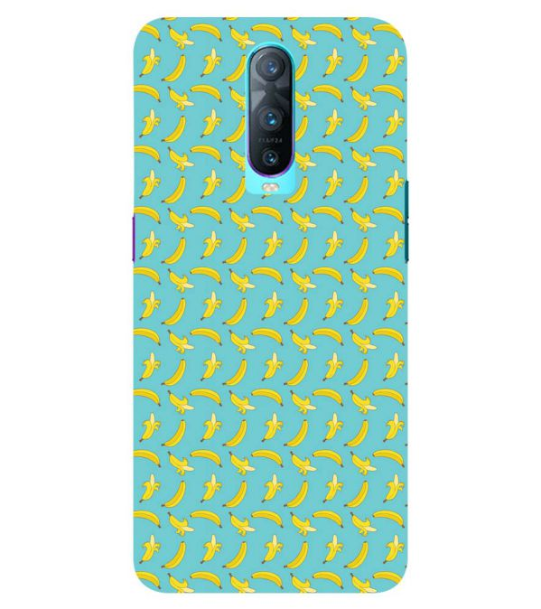 Banana Pattern Back Cover for Oppo RX17 Pro