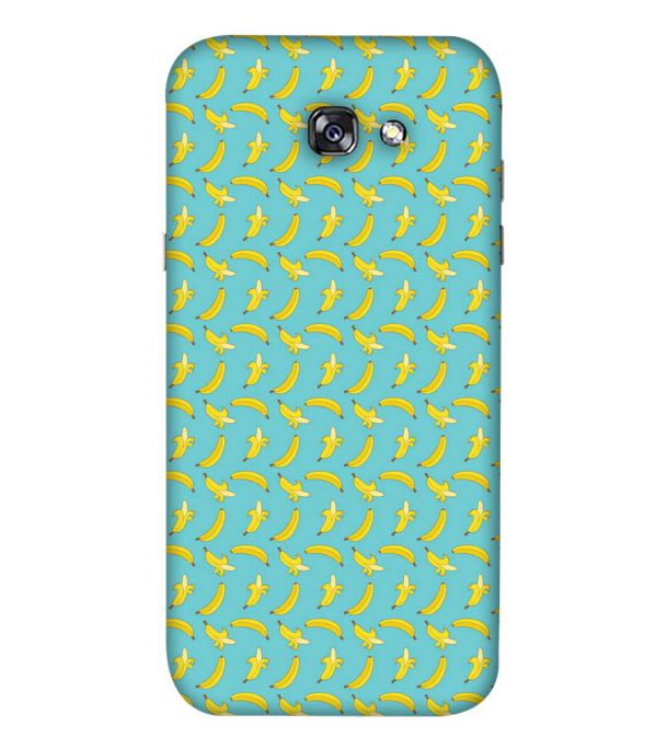 Banana Pattern Back Cover for Samsung Galaxy A5 (2017)