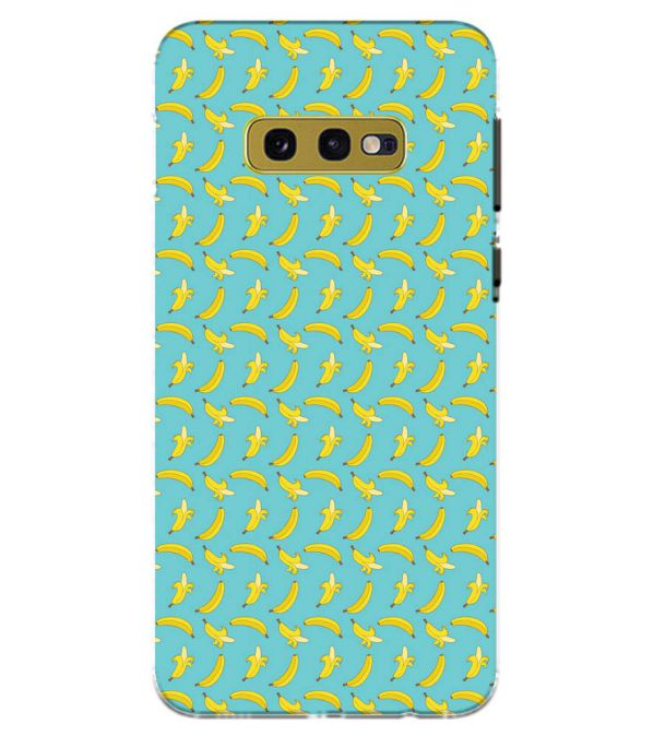 Banana Pattern Back Cover for Samsung Galaxy S10e (5.8 Inch Screen)