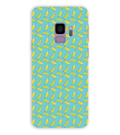 Banana Pattern Back Cover for Samsung Galaxy S9