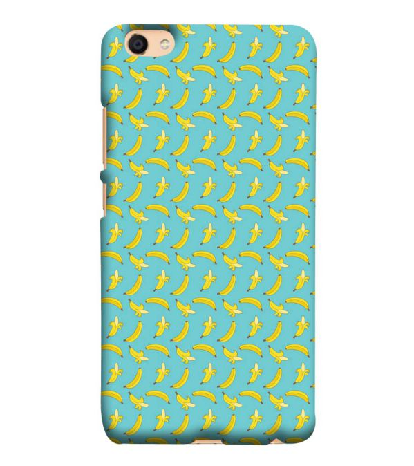 Banana Pattern Back Cover for Vivo V5 : V5s